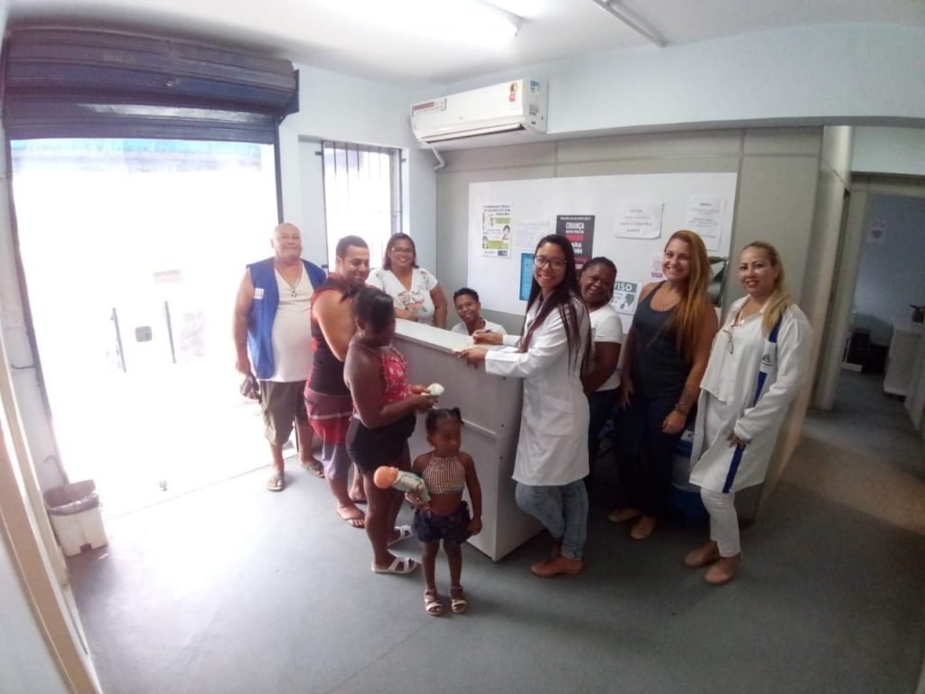 Unidade de Saúde da Família Tucão