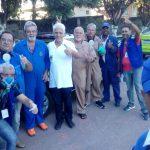Coronavírus – Meriti lança operação de higienização da cidade