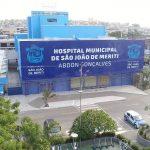 Mais de 30 dias de funcionamento do Hospital Municipal de São João de Meriti