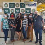 Prefeitura e Polícia Civil celebram 14 anos da Lei Maria da Penha