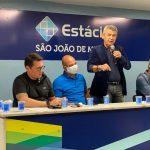Prefeito Dr. João participa de prestação de contas com empresários da cidade