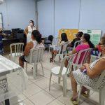 Cras do Centro realiza palestra sobre envelhecimento saudável