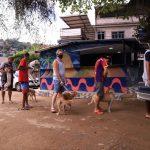 Vacinação Antirrábica atende população do Sumaré e do Parque Araruama