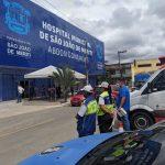 Após seis meses atendendo pacientes de covid-19, Hospital Municipal de São João de Meriti abre as portas para todo tipo de emergência