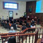Audiência Pública de revisão do Plano Diretor aconteceu nesta quinta-feira na Câmara Municipal