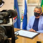 Agência internacional entrevista Dr. João sobre medidas de combate à covid-19 adotadas na cidade