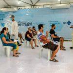 São João de Meriti reinaugura, na UPA de Jardim Íris, Centro de Triagem Ambulatorial para o combate à covid-19