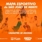 Secretaria de Esporte e Lazer convoca população para um mapeamento esportivo